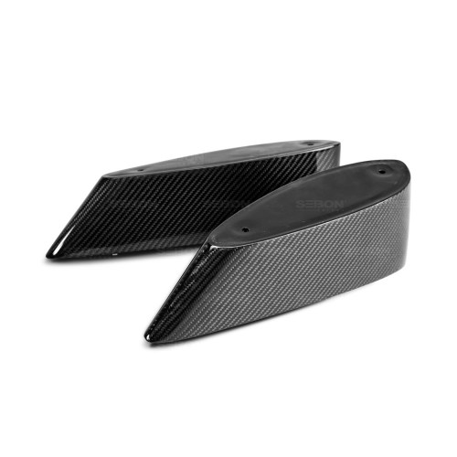 CARBON FIBER REAR SPOILER ADAPTER FOR 2002-2007 SUBARU IMPREZA / WRX / STI SEDAN