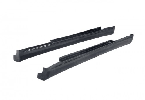 TS-style carbon fiber side skirts for 2003-2005 Infiniti G35 2DR