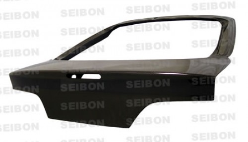 OEM-style carbon fiber trunk lid for 2002-2007 Acura RSX