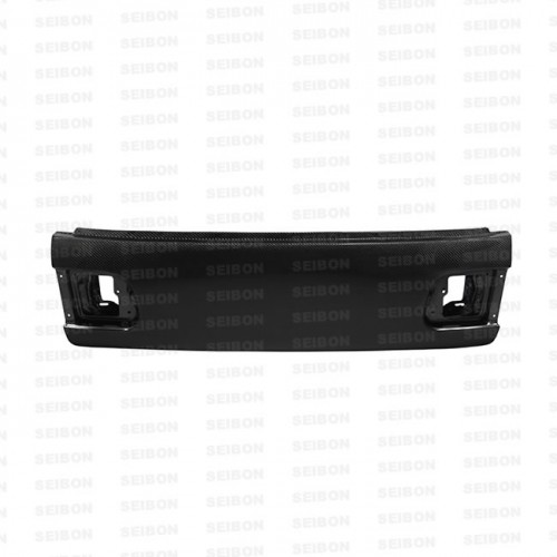 S2-Style carbon fiber trunk lid for 1992-1995 Honda Civic HB