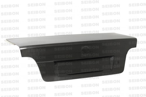 OEM-style carbon fiber trunk lid for 1997-2003 BMW E39
