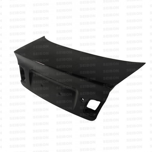 OEM-STYLE CARBON FIBER TRUNK LID FOR 1999-2005 BMW E46 3 SERIES SEDAN