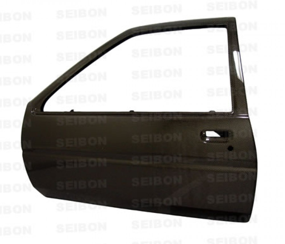 OEM-style carbon fiber doors for 1984-1987 Toyota Corolla AE86 *OFF ROAD USE ONLY!  sc 1 st  Seibon Carbon & OEM-style carbon fiber doors for 1984-1987 Toyota Corolla AE86 *OFF ...