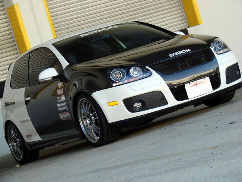 What Does Gti Stand For >> OEM-style carbon fiber door skins for 2006-2008 Volkswagen ...