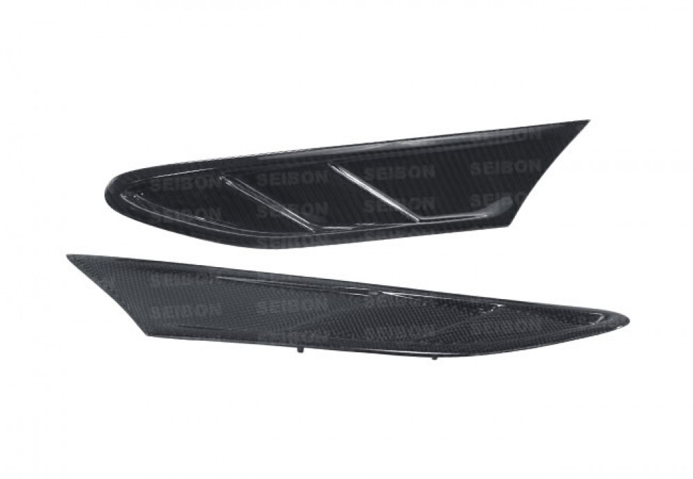 FR-STYLE CARBON FIBER FENDER DUCTS FOR 2013-2018 SCION FRS / TOYOTA ...