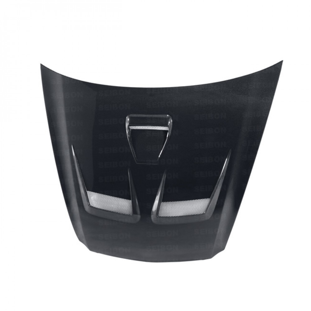 Cw style carbon fiber hood for 2004 2008 acura tl products vanachro Gallery