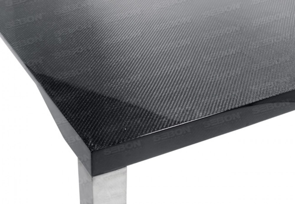 Carbon Fiber Dining Conference Table 39 5 Quot X 94 5 Quot X 29