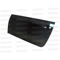 OEM-style carbon fiber door skins for 2006-2009 Volkswagen Golf GTI