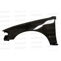 OEM-style carbon fiber fenders for 1988-1991 Honda Civic CRX (pair)
