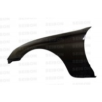 OEM-style carbon fiber fenders for 1993-1998 Toyota Supra (pair)