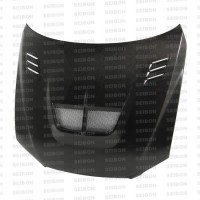 TS-style carbon fiber hood for 2000-2005 Lexus IS300