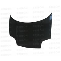 OEM-style carbon fiber hood for 2002-2006 Acura NSX