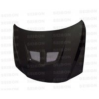 EVO-Style Carbon Fiber Hood for 2003-2006 Mazda 6