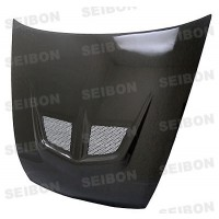 EVO-Style Carbon Fiber Hood for 2003-2007 Honda Accord Sedan