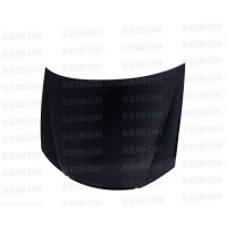 OEM-style carbon fiber hood for 2005-2006 Kia Spectra