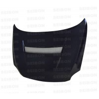 VSII-style carbon fiber hood for 2005-2010 Scion TC