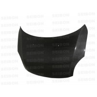 OEM-style carbon fiber hood for 2005-2007 Suzuki Swift