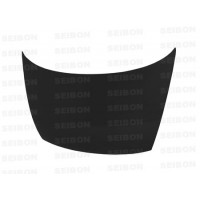 OEM-style carbon fiber hood for 2006-2010 Honda Civic 4DR