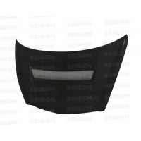 VSII-Style Carbon Fiber Hood for 2007-2008 Honda Fit