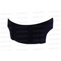 OEM-Style Carbon Fiber Hood for 2007-2008 Toyota Yaris Liftback