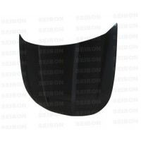 SC-style carbon fiber hood for 2008-2009 Ford Focus