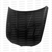 GTR-STYLE CARBON FIBER HOOD FOR 2009-2011 BMW E90 3 SERIES SEDAN