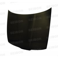OEM-style carbon fiber hood for 1990-1993 Acura Integra