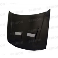 XT-Style Carbon Fiber Hood for 1990-1993 Honda Accord