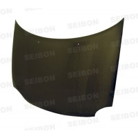 OEM-Style Carbon Fiber Hood for 1994-1999 Dodge Neon