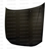 OEM-style carbon fiber hood for 1999-2003 Mitsubishi Galant