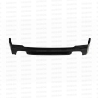 MG-style carbon fiber rear lip for 2008-2010 Honda Accord 4DR