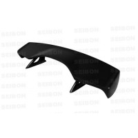 TF-style carbon fiber rear spoiler for 2000-2010 Honda S2000