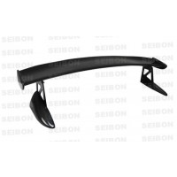 MG-style carbon fiber rear spoiler for 2006-2010 Honda Civic 4DR