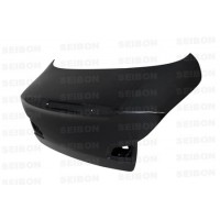 OEM-style carbon fiber trunk lid for 2008-2010 Infiniti G37 4DR