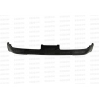 TS-style carbon fiber front lip for 2003-2005 Infiniti G35 2DR