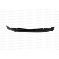 TS-style carbon fiber front lip for 2006-2008 Nissan 350Z
