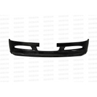 NS-style carbon fiber front lip for 2008-2009 Infiniti G37 4DR