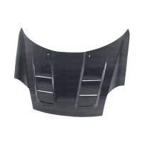 TS-style carbon fiber hood for 2000-2005 Toyota MRS