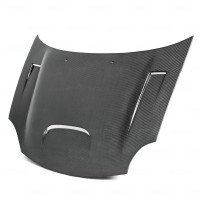 DV-Style Carbon Fiber Hood for 2003-2005 Dodge Neon SRT-4