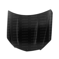 OEM-STYLE CARBON FIBER HOOD FOR 2008-2011 MERCEDES-BENZ C63 AMG