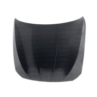 OEM-style carbon fiber hood for 2012-2013 BMW F10