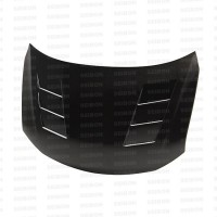 TS-style carbon fiber hood for 2011-2013 Scion TC