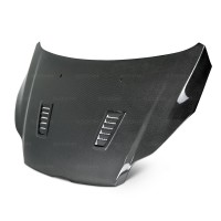 RS-STYLE CARBON FIBER HOOD FOR 2012-2014 FORD FOCUS