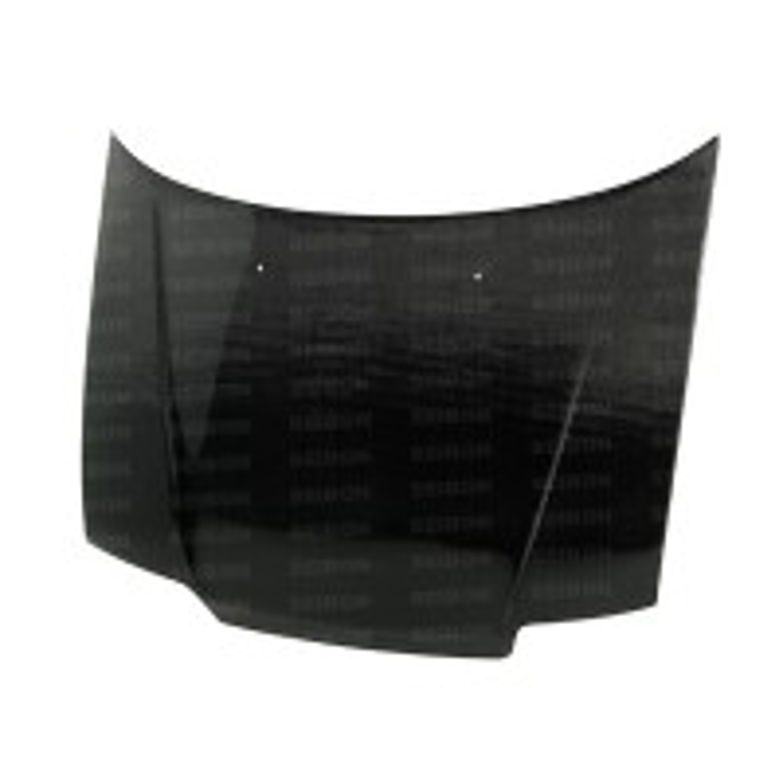 OEM-style carbon fiber hood for 1988-1991 Honda Civic HB/CRX