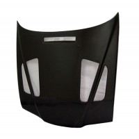 ER-STYLE CARBON FIBER HOOD FOR 1992-1998 BMW E36 3 SERIES / M3 COUPE