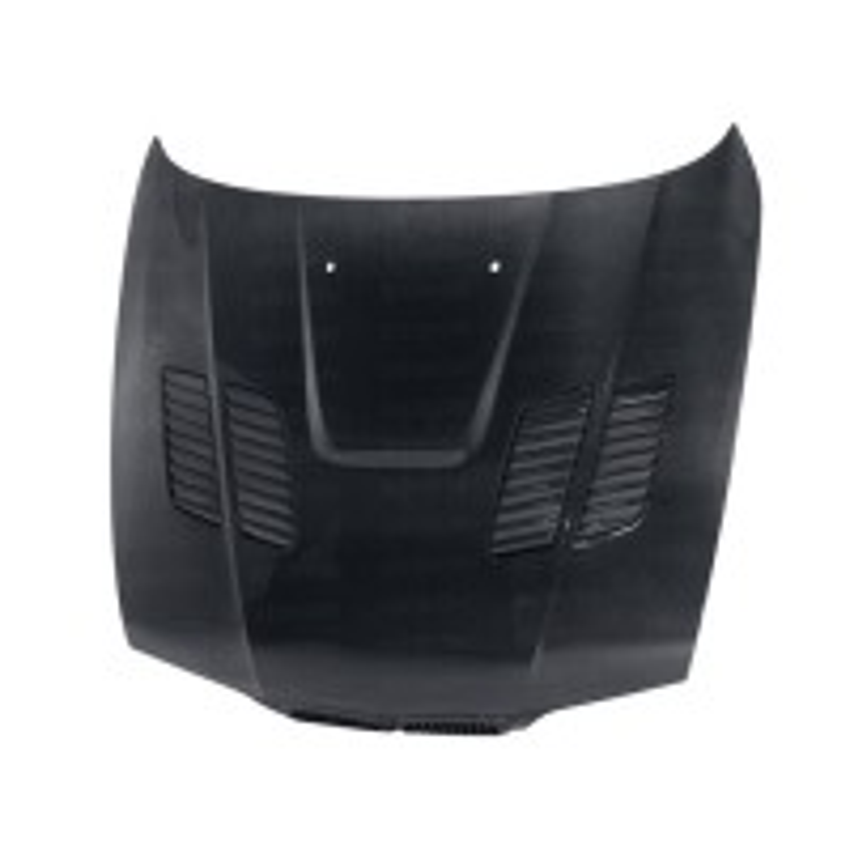 GTR-Style Carbon Fiber Hood for 1997-2003 BMW E39