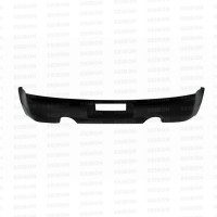 TS-style carbon fiber rear lip for 2003-2005 Infiniti G35 2DR