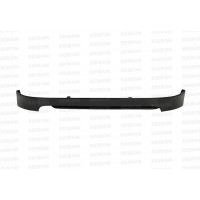 TR-style carbon fiber rear lip for 2011-2013 Scion TC