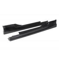 NS-style carbon fiber side skirts for 2009-2010 Nissan 370Z