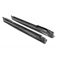 TR-Style Carbon Fiber Side Skirts for 2011-2013 Scion TC